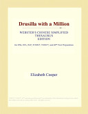 Drusilla with a Million (Webster's Chinese Simplified Thesaurus Edition)