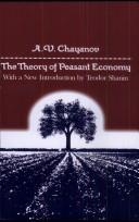 Theory of Peasant Economy