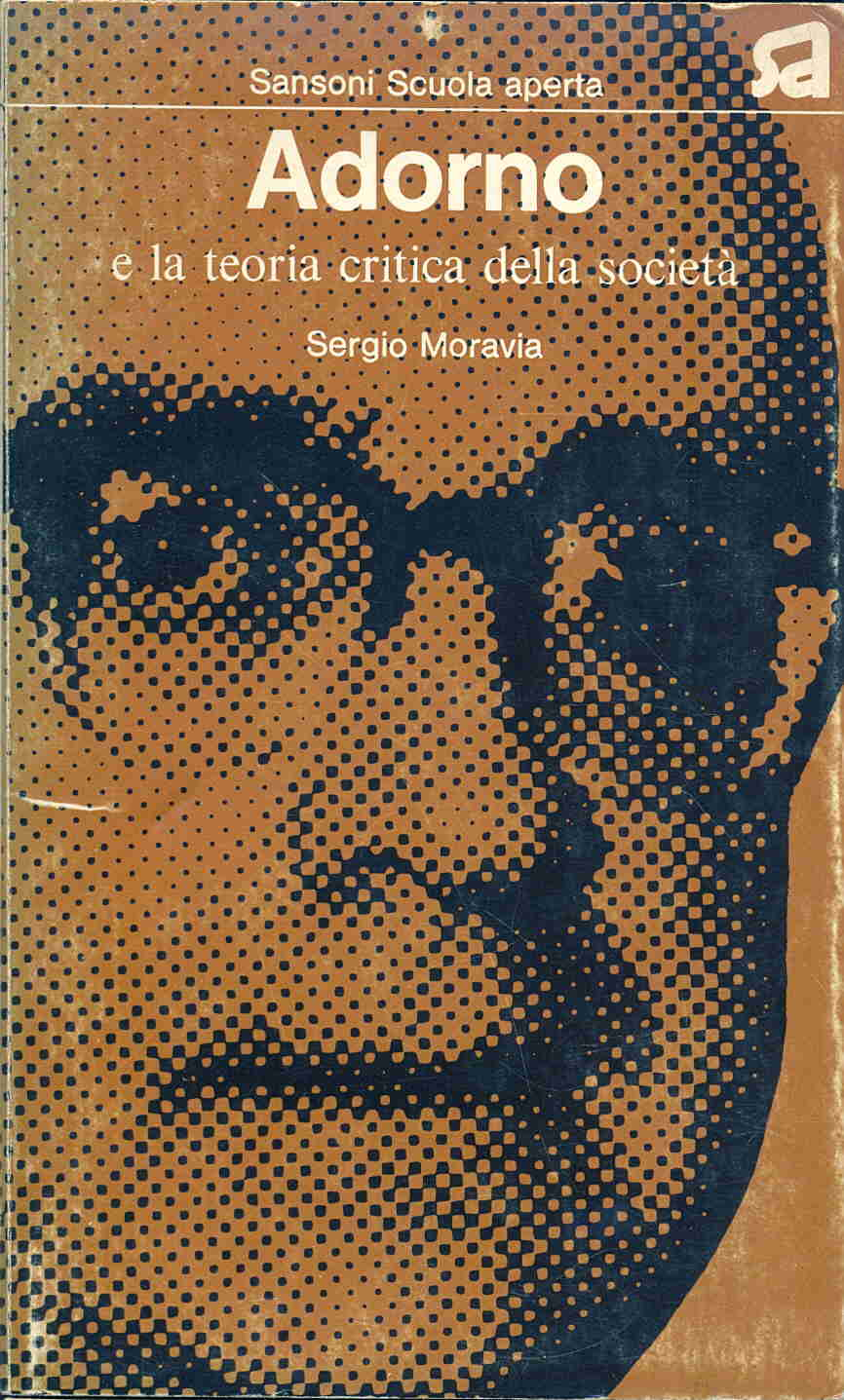 Adorno e la teoria critica della società