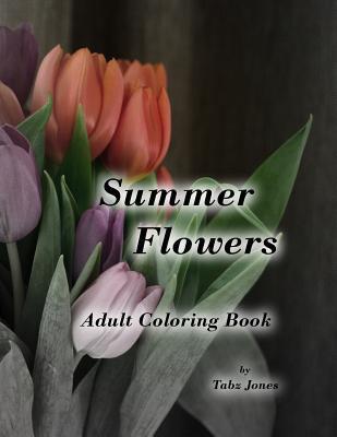 Summer Flowers Adult...