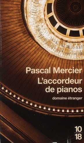L'accordeur de piano...