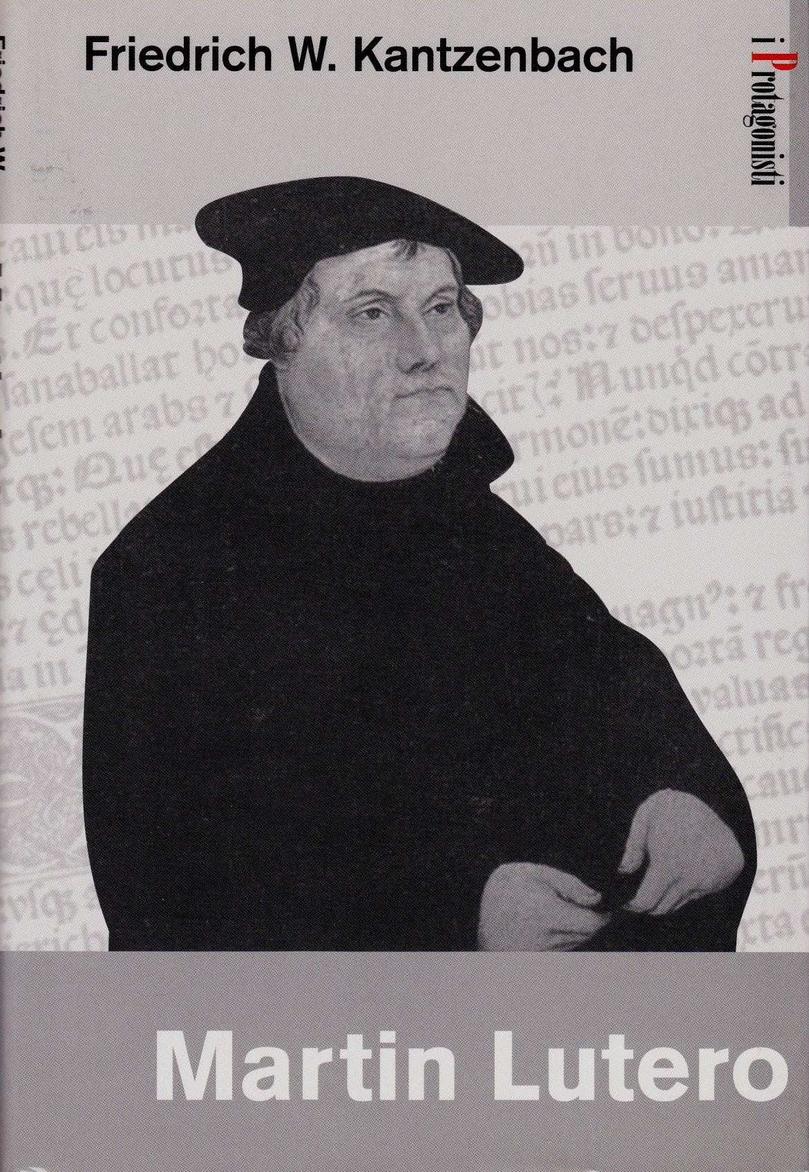 Risultati immagini per martin lutero kantzenbach