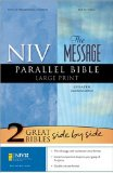 NIV/the Message Parallel Bible