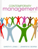 e-Study Guide for: Contemporary Management by Gareth Jones, ISBN 9780078112690
