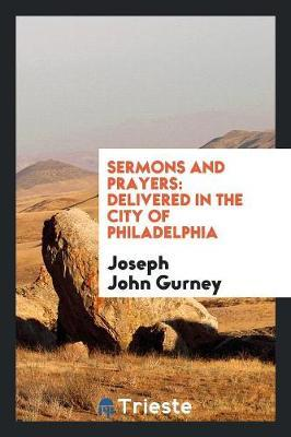 Sermons and Prayers