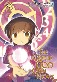 The World God Only Knows vol. 20
