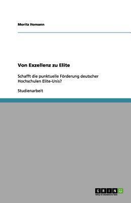 Von Exzellenz zu Elite