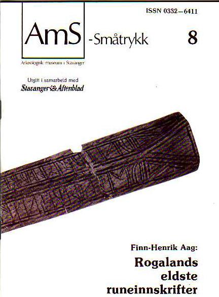 Rogalands eldste runeinnskrifeter