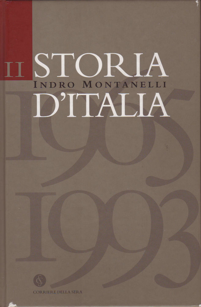 Storia d'Italia vol. 11