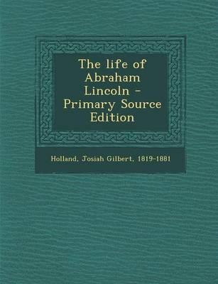 The Life of Abraham ...