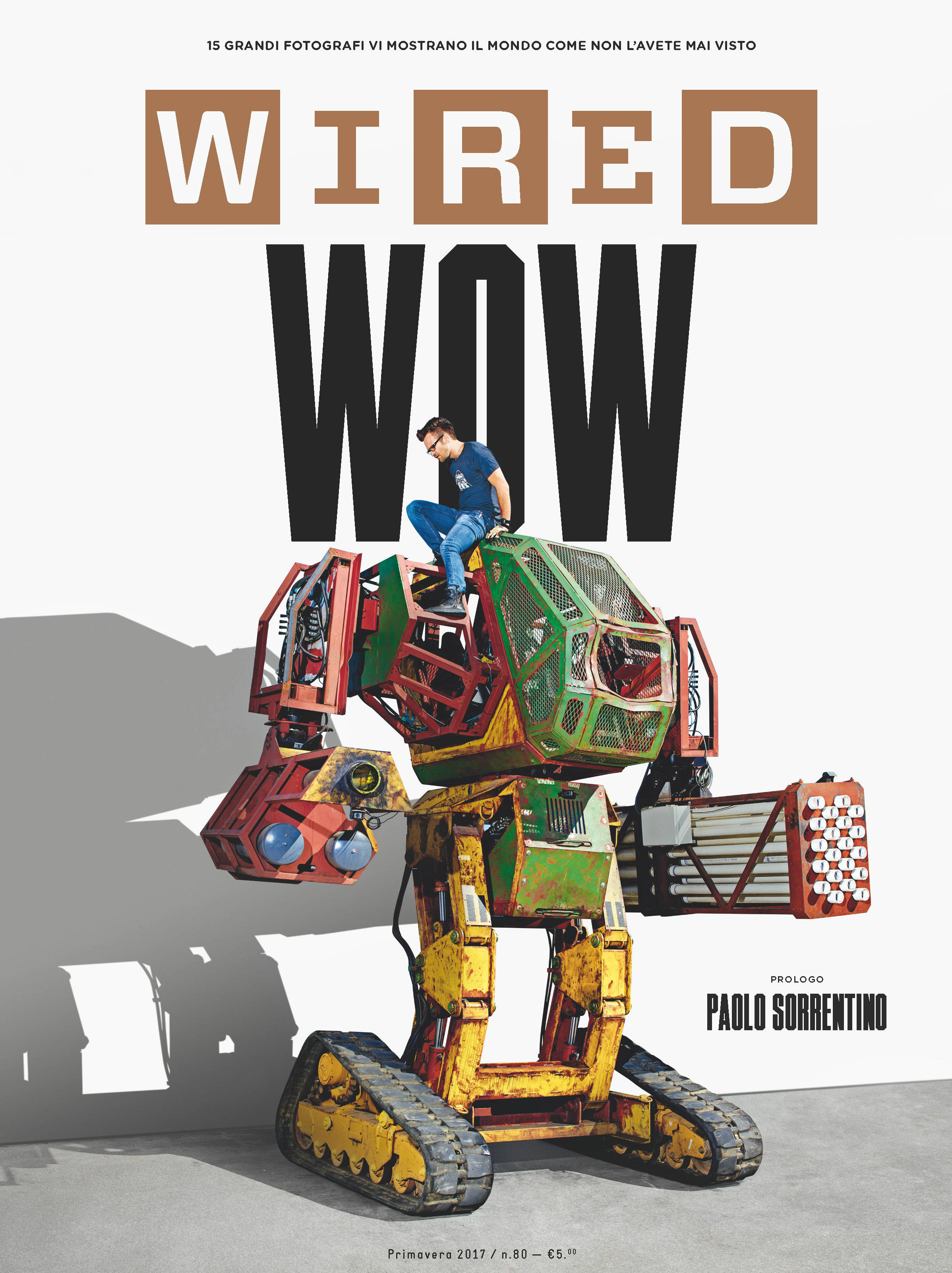Wired n. 80 - WOW