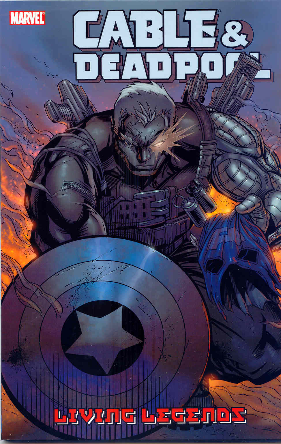 Cable & Deadpool, Vo...