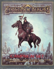 The Forgotten Realms Campaign Set
