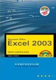 Excel 2003 Kompendium