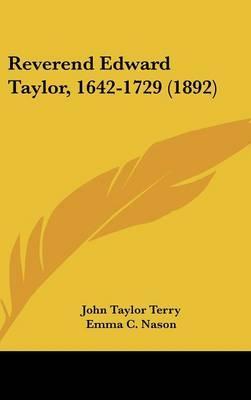 Reverend Edward Tayl...