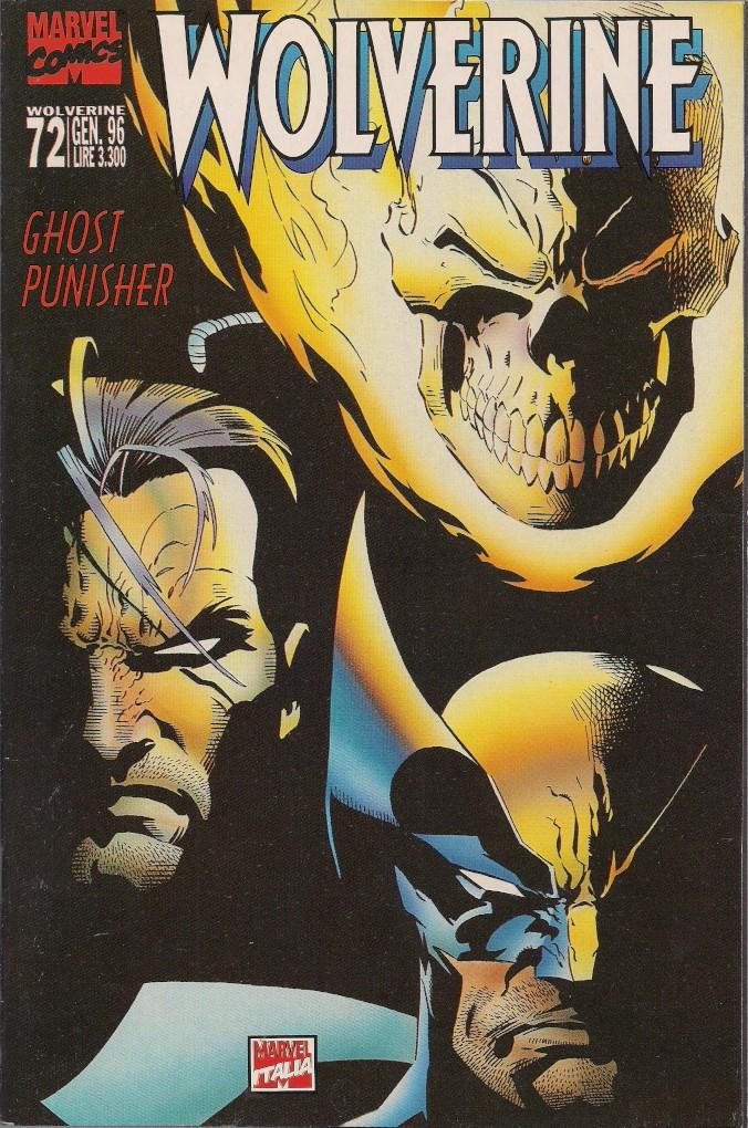Wolverine n. 72