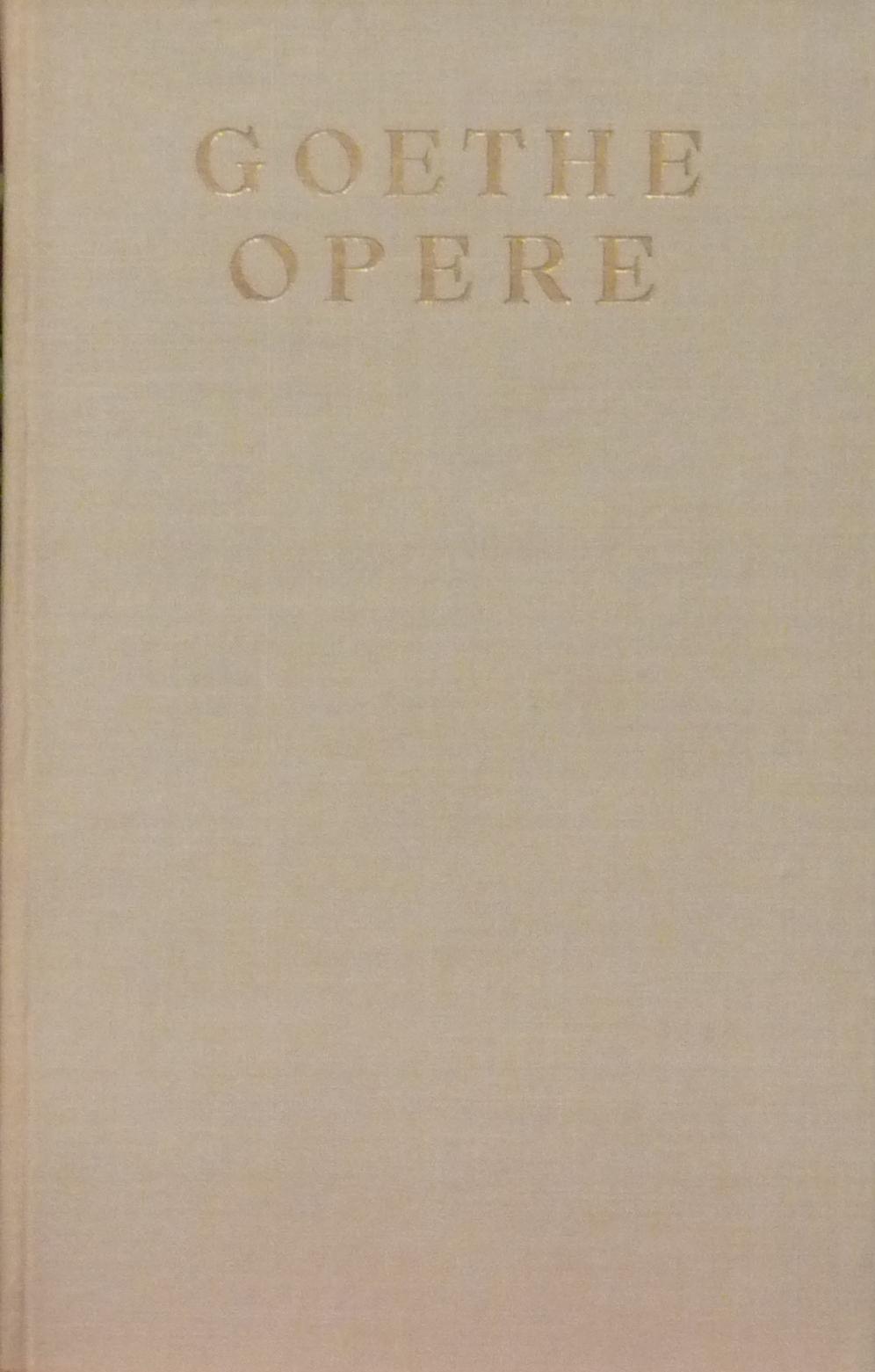 Opere - vol. 1