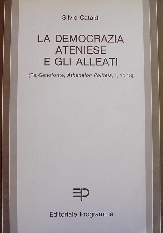La democrazia ateniese e gli alleati
