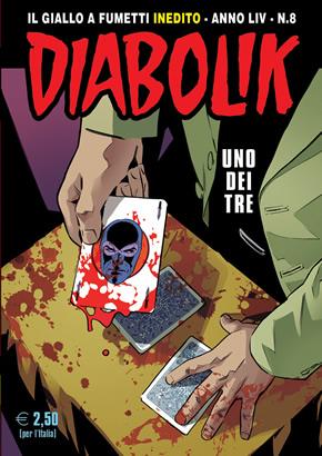 Diabolik anno LIV n. 8