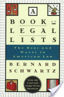 A book of legal list...