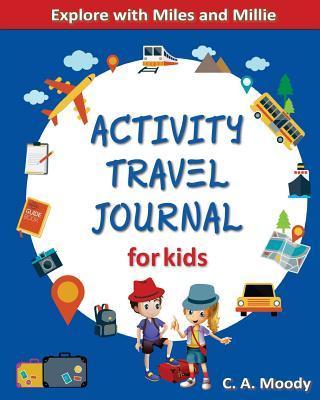 Activity Travel Journal for Kids
