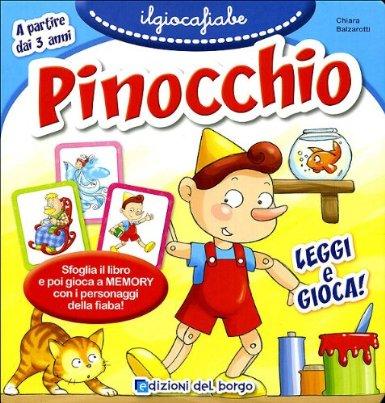 Pinocchio. Con gadget