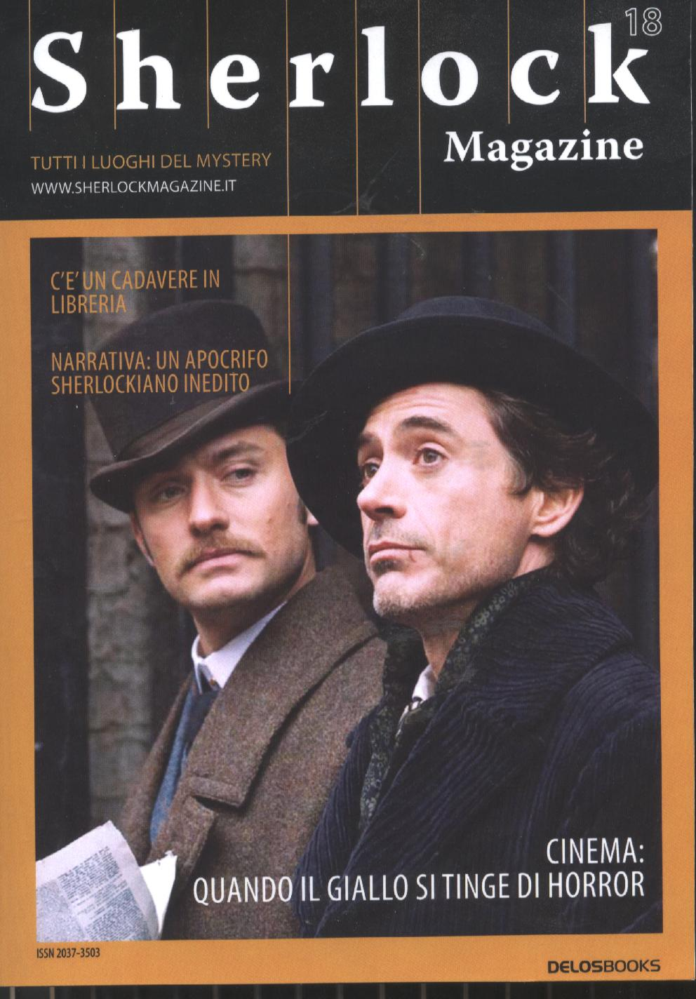 Sherlock Magazine n....