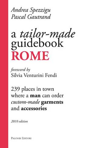 A Tailor-Made Guidebook: Rome