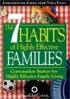 The 7 Habits of Highly Effective Families Conversation Cards