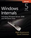 Windows® Internals, Fifth Edition