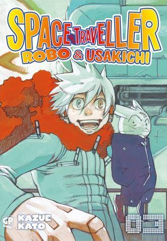 Space Traveller Robo & Usakichi vol. 3