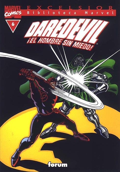 Biblioteca Marvel: Daredevil #6 (de 22)