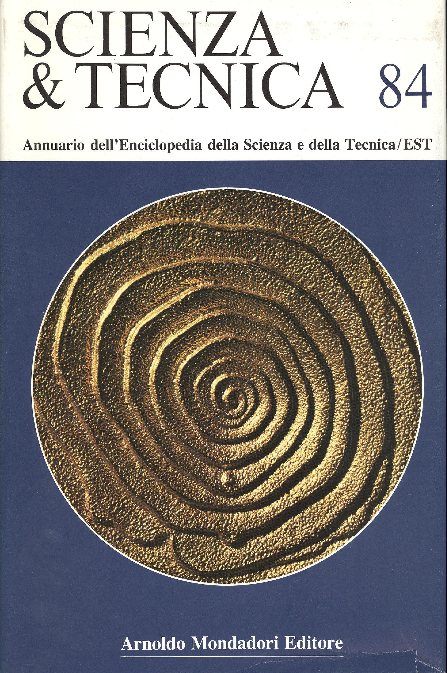 Scienza & Tecnica 84