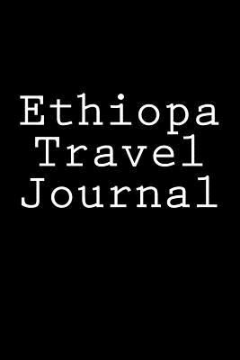 Ethiopa Travel Journ...