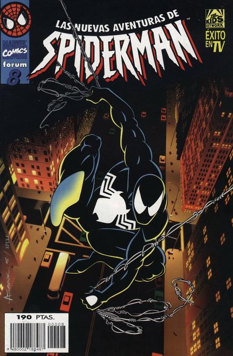 Las nuevas aventuras de Spiderman Vol.1 #8 (de 15)