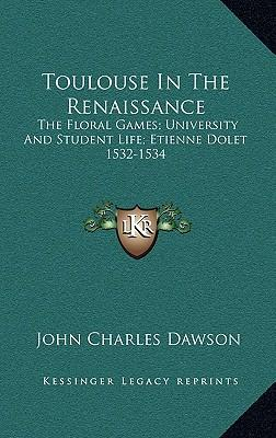 Toulouse in the Renaissance