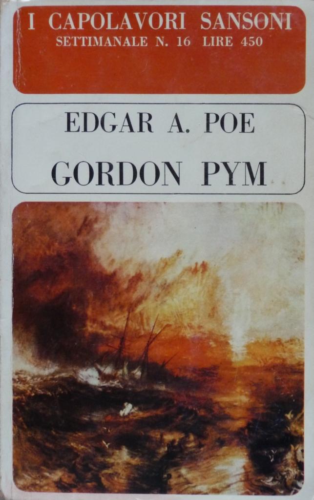 Gordon Pym - Raccont...