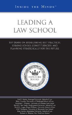 Leading a Law School