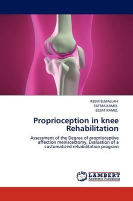 Proprioception in knee Rehabilitation