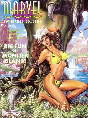 Marvel Swimsuit Special Vol.1 #2