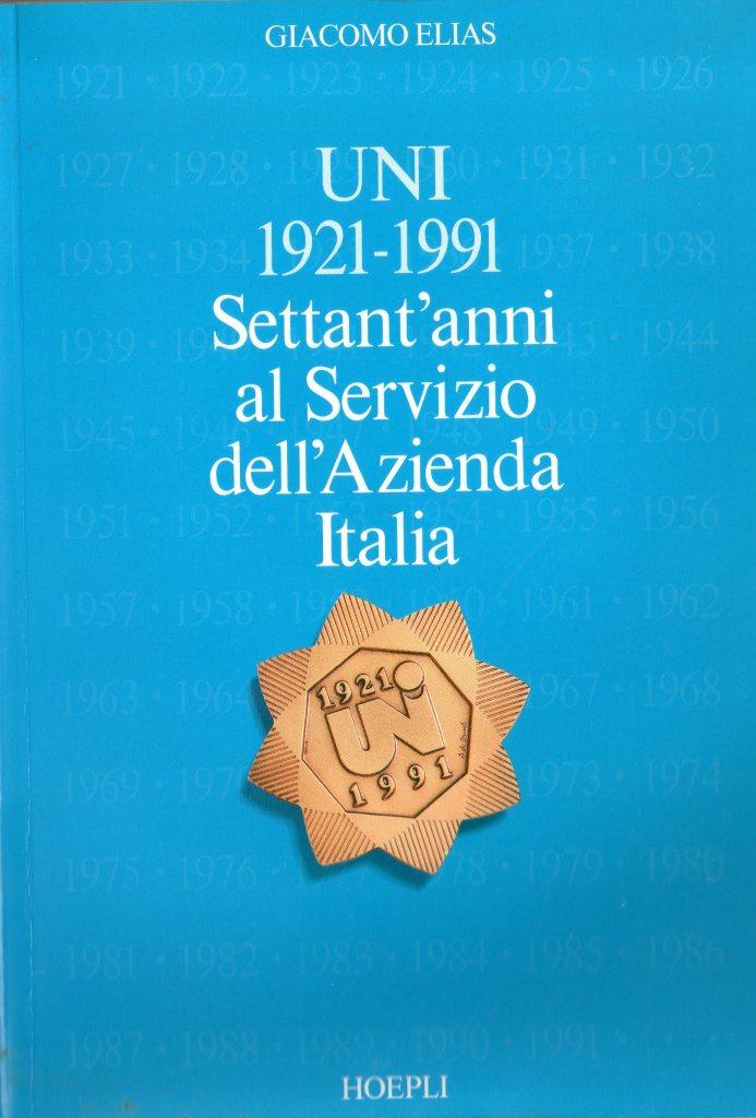 UNI 1921-1991