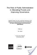 The Role of Public Administration in Alleviating Poverty and Improving Governance