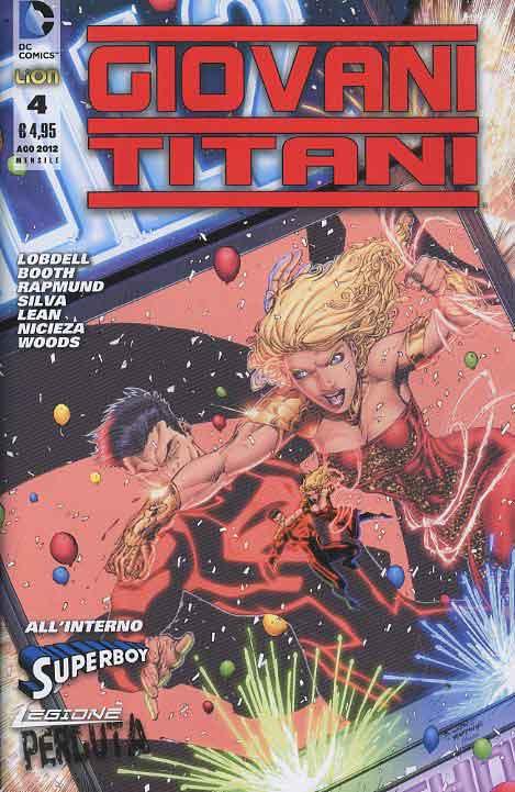 Giovani Titani #4