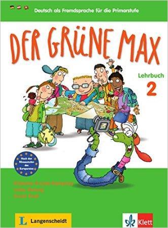 Der grüne Max. Lehrbuch. Per la Scuola elementare