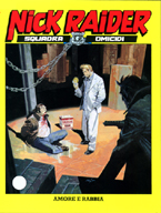 Nick Raider n. 184