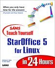 Sams Teach Yourself StarOffice 5 for Linux in 24 Hours