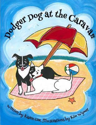 Dodger Dog at the Caravan