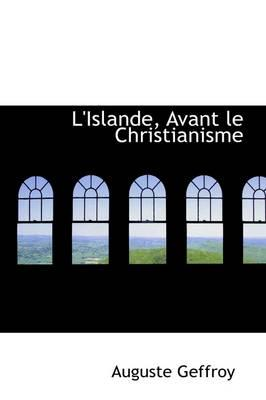 L'islande, Avant Le Christianisme