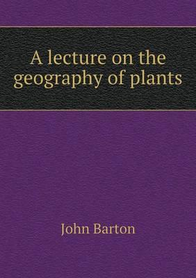 A Lecture on the Geo...