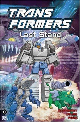Transformers, Vol. 10